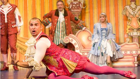 <p>Louie Spence will be donning Dandini&#39&#x3B;s costume once again, as he stars in Bristol Hippodrome&#39&#x3B;s <em>Cinderella</em> with Suzanne Shaw.</p>