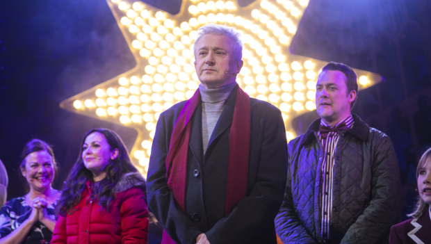 <p>Louis Walsh at the show&#39&#x3B;s curtain call</p><br />© All images are copyright Dan Wooller, 2017