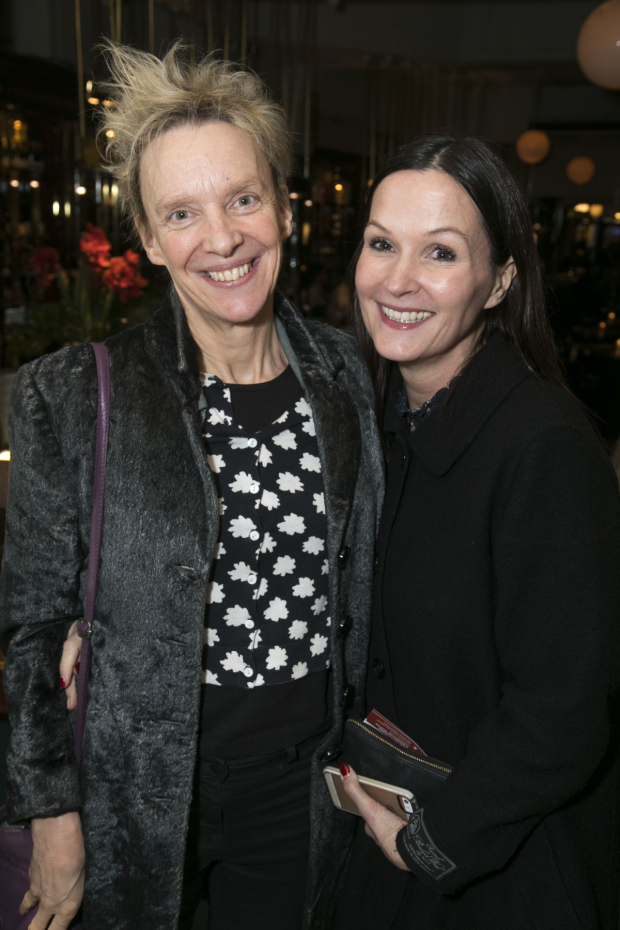 <p>Lucy Bailey and Charlotte Emmerson</p><br />© Dan Wooller for WhatsOnStage