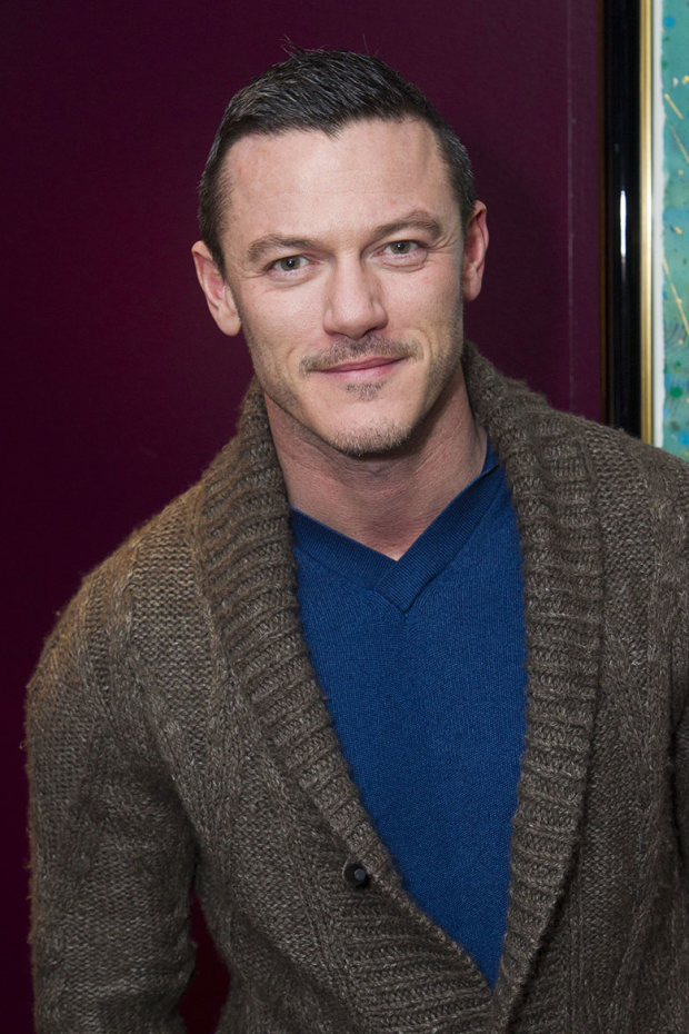 <p>Luke Evans</p><br />© Dan Wooller for WhatsOnStage
