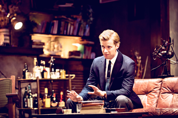 <p>Luke Treadaway in <em>Who&#39&#x3B;s Afraid of Virginia Woolf?</em></p><br />© JOHAN PERSSON