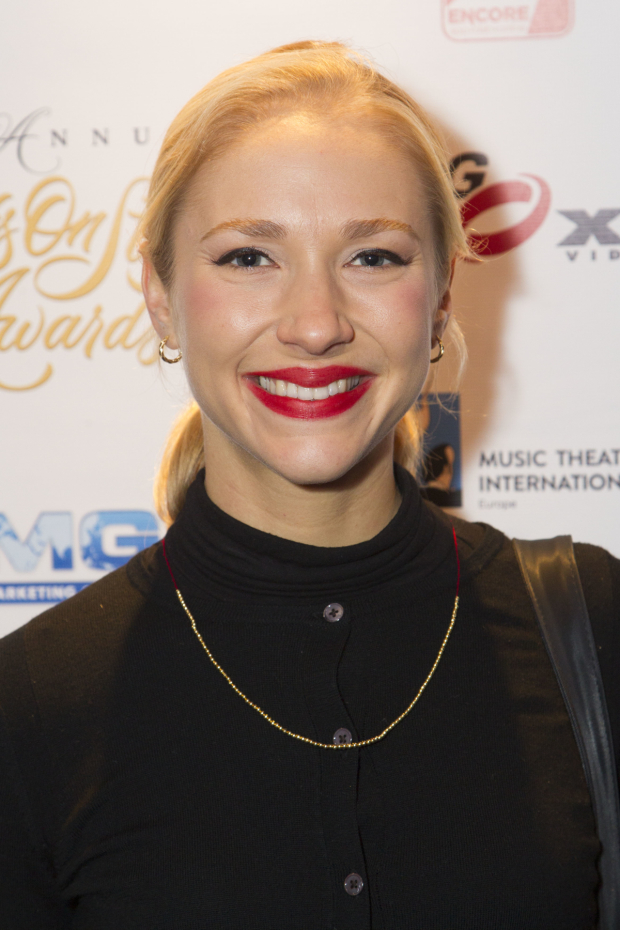 <p>Maddy Hill</p><br />© Dan Wooller For WhatsOnStage
