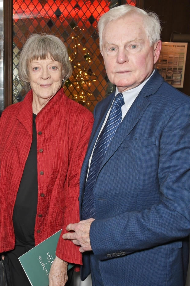 <p>Maggie Smith and Derek Jacobi</p><br />© Dave Benett