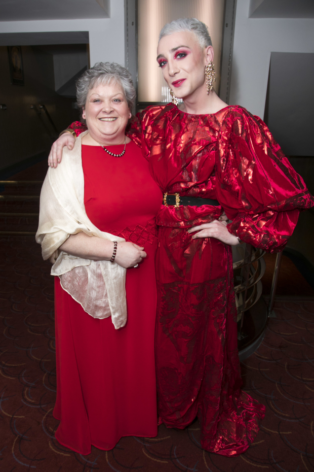 <p>Margaret and Jamie Campbell </p><br />© Dan Wooller for WhatsOnStage