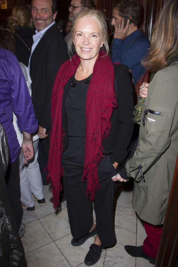 <p>Mariella Frostrup</p><br />© Dan Wooller for WhatsOnStage
