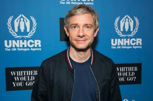 <p>Martin Freeman</p><br />© Dan Wooller for WhatsOnStage