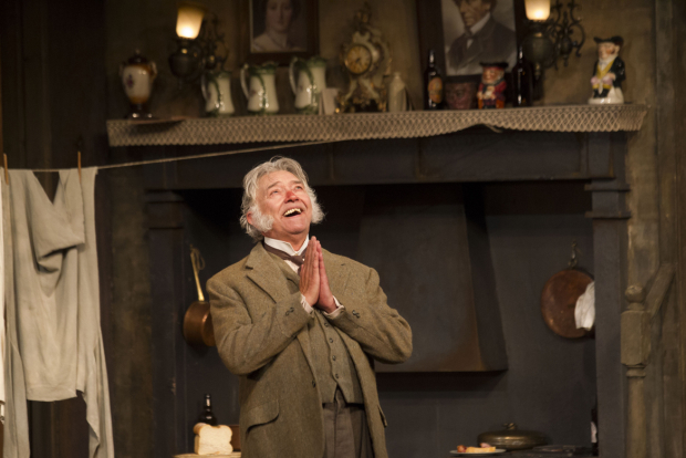 <p>Martin Shaw (Henry Horatio Hobson)</p><br />© Dan Wooller for WhatsOnStage