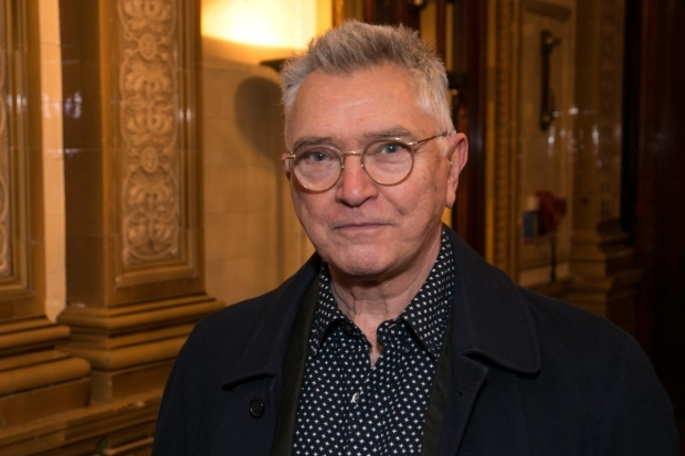 <p>Martin Shaw (William Russell) </p><br />© Dan Wooller for WhatsOnStage