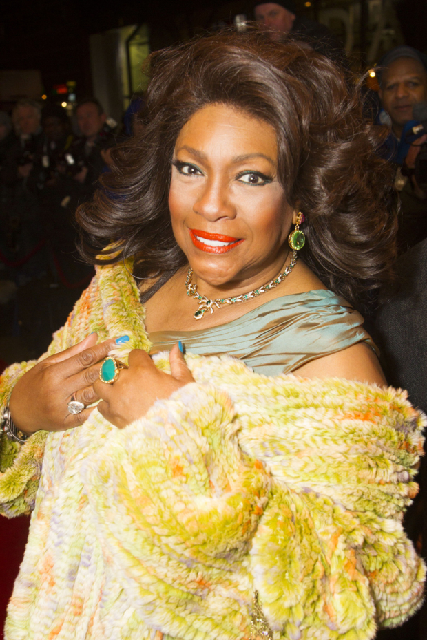 <p>Mary Wilson</p><br />© Dan Wooller for WhatsOnStage