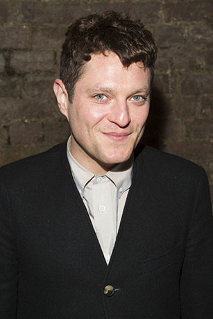 <p>Mathew Horne</p><br />Dan Wooller for WhatsOnStage