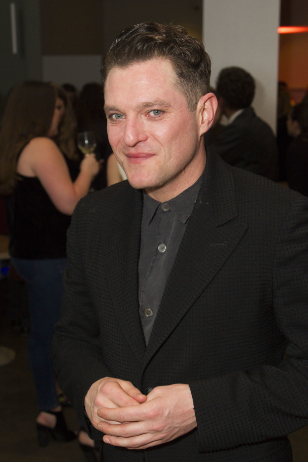 <p>Mathew Horne (Valere)</p><br />© Dan Wooller for WhatsOnStage