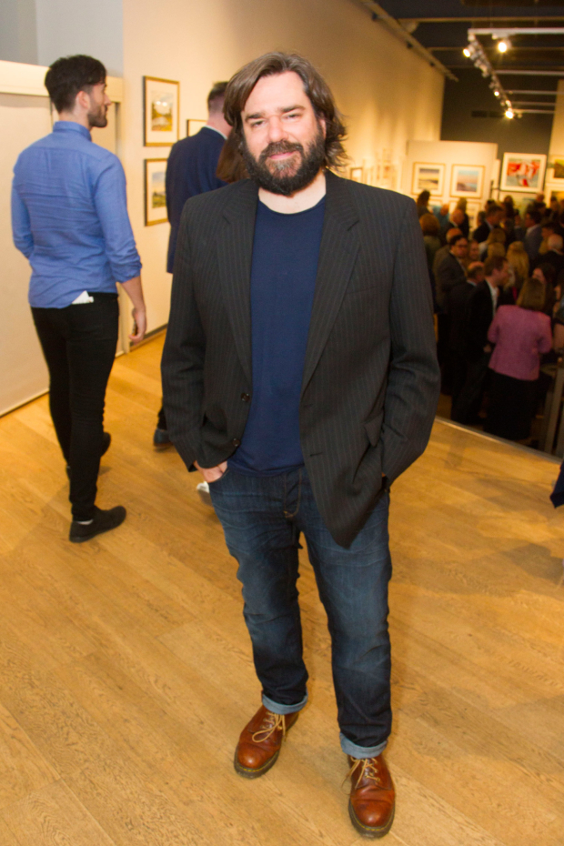 <p>Matt Berry (Braham)</p><br />© Dan Wooller for WhatsOnStage