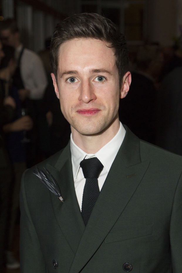<p>Matthew Durkan (Alfred)</p><br />© Dan Wooller for WhatsOnStage