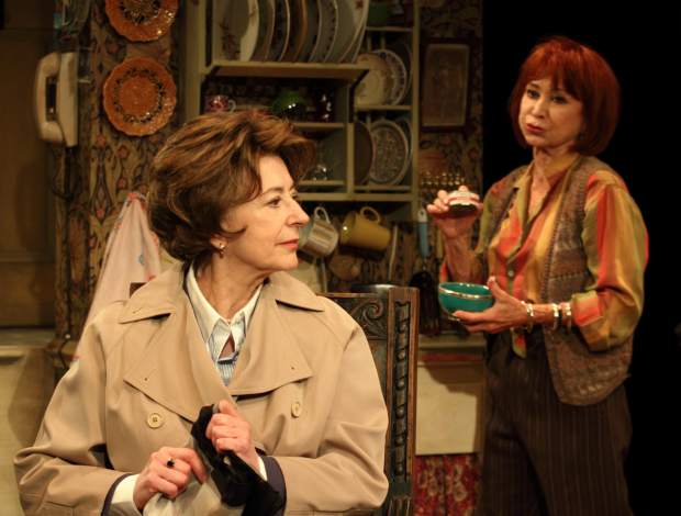 <p>Maureen Lipman and Felicity Kendal</p><br />© Catherine Ashmore