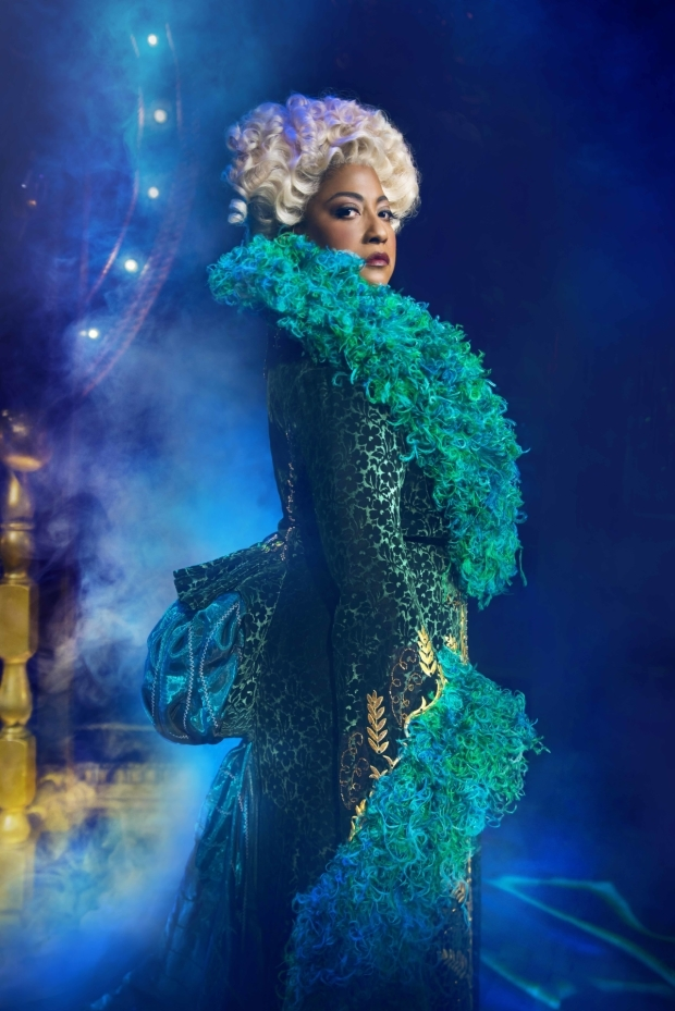 <p>Melanie La Barrie as Madame Morrible</p><br />© Matt Crockett