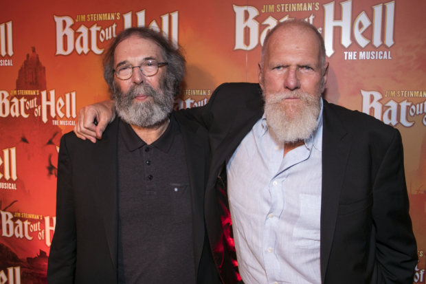 <p>Michael Cohl (producer) and Tony Smith (producer)</p><br />© Dan Wooller for WhatsOnStage