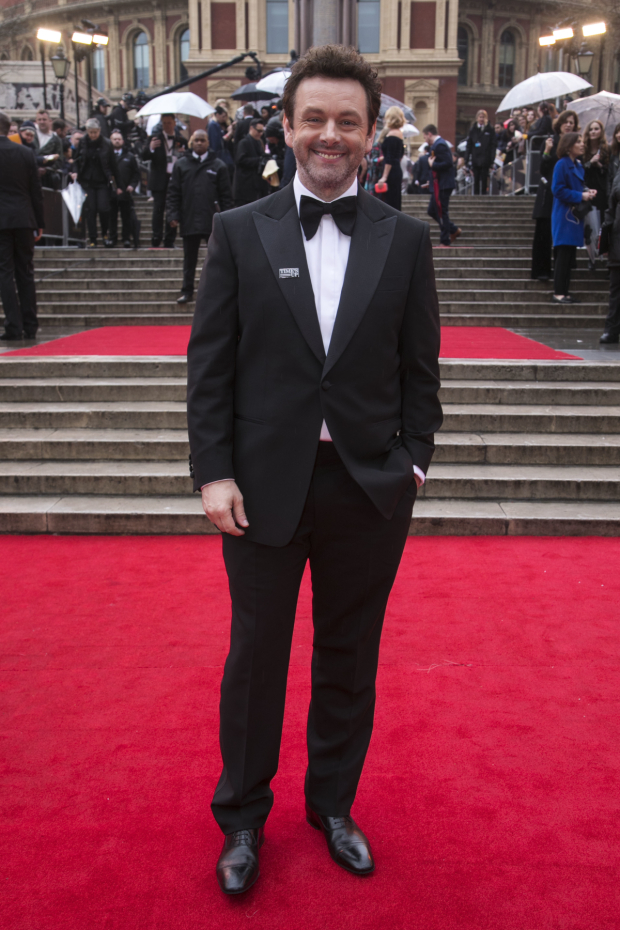 <p>Michael Sheen</p><br />© Dan Wooller