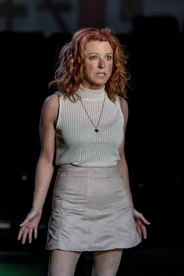 <p>Michelle Butterly as Eunice Hubbell in <em>A Streetcar Named Desire</em></p><br />© Manuel Harlan