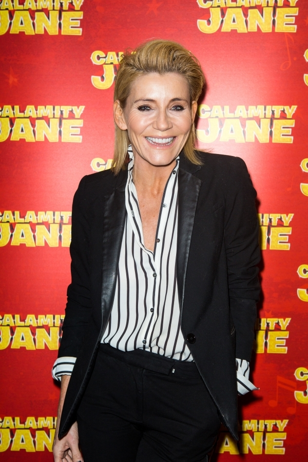 <p>Michelle Collins</p><br />© Richard Davenport