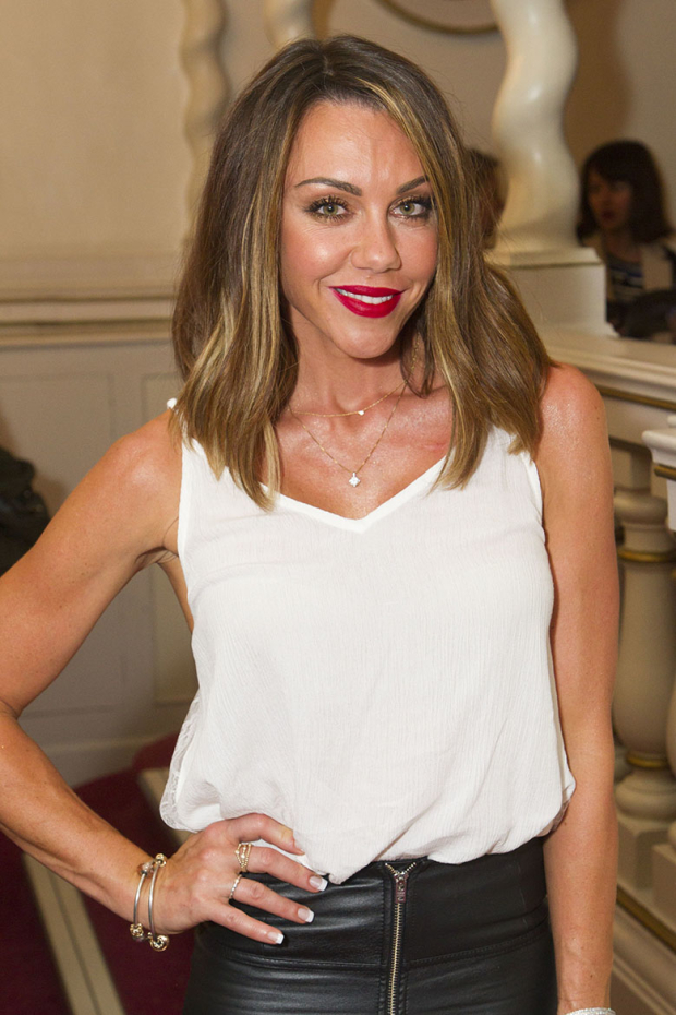 <p>Michelle Heaton</p><br />© Dan Wooller for WhatsOnStage