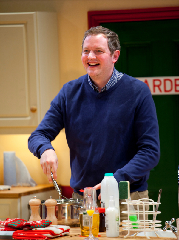 <p>Miles Jupp as Matthew</p><br />Simon Annand