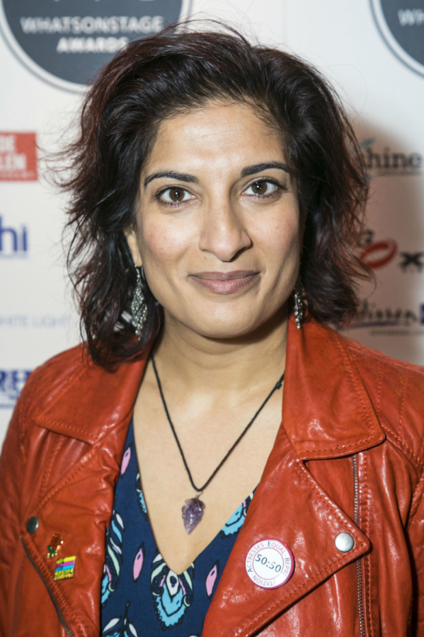 <p>Mina Anwar</p><br />© Dan Wooller for WhatsOnStage