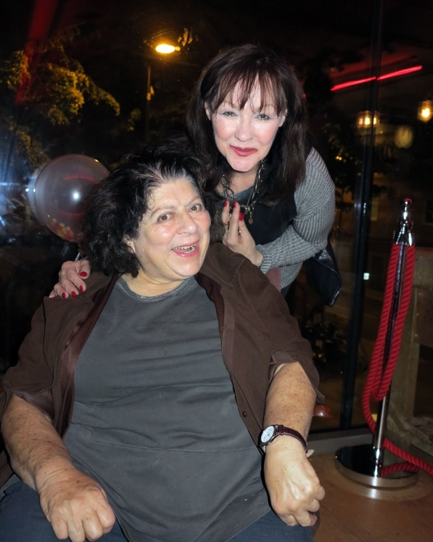 <p>Miriam Margolyes and Frances Barber</p><br />© Simon Annand