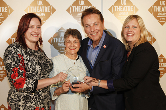 <p>Most Welcoming Theatre presented by Brian Conley - Wales Millennium Centre </p><br />© Pamela Raith