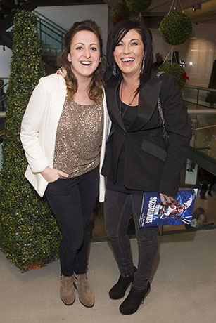 <p>Natalie Cassidy and Jessie Wallace</p><br />© Dan Wooller for WhatsOnStage