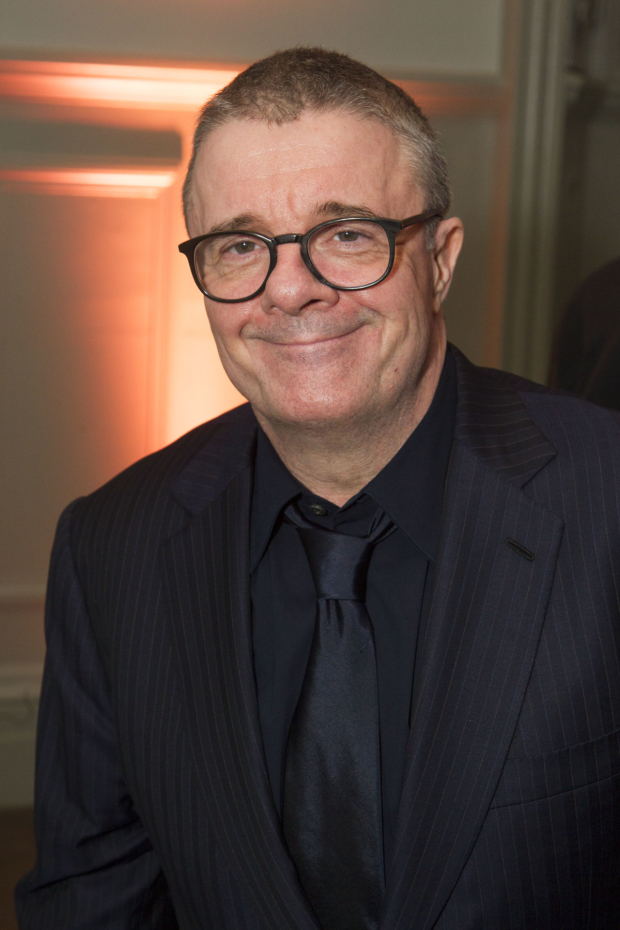 <p>Nathan Lane</p><br />© Dan Wooller for WhatsOnStage