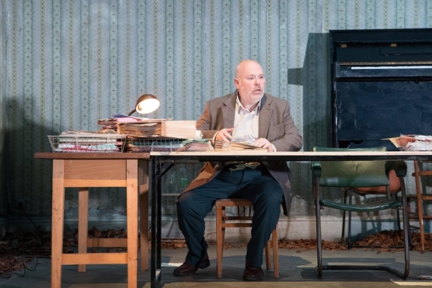 <p>Nick Holder (Vanya) in <em>Uncle Vanya</em></p><br />© Jonathan Keenan