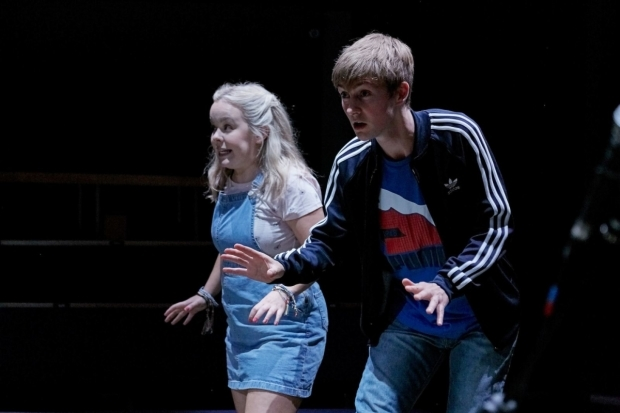 <p>Nicola Coughlan (Jess) and Rhys Isaac-Jones (Joe) in <em>Jess and Joe Forever</em></p><br />© The Other Richard