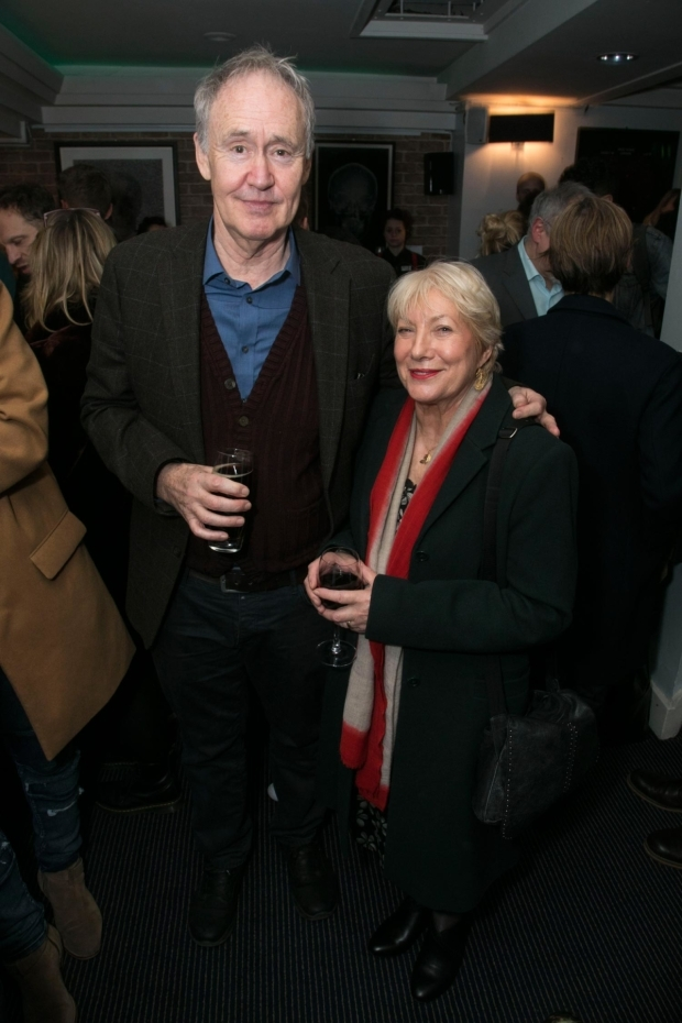 <p>Nigel Planer and Roberta Planer</p><br />© Dan Wooller for WhatsOnStage