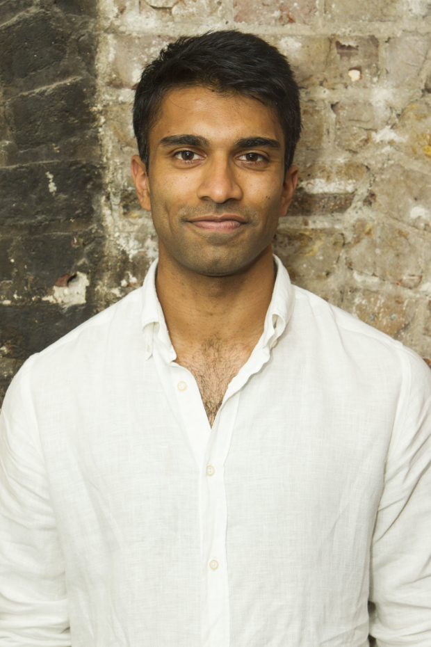 <p>Nikesh Patel</p><br />© Dan Wooller for WhatsOnStage