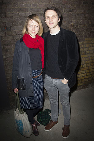 <p>Olivia Morgan and Mark Quartley</p><br />Dan Wooller for WhatsOnStage