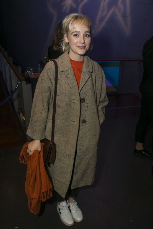 <p>Olivia Vinall</p><br />© Dan Wooller for WhatsOnStage