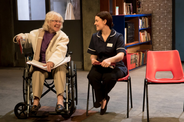 <p>Olwen Rees and Gwawr Loader </p><br />© Farrows Creative NTW