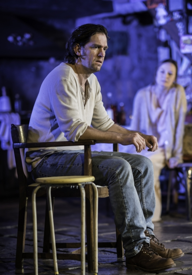 <p>Owen McDonnell in <em>The Ferryman</em></p><br />© Johan  Person