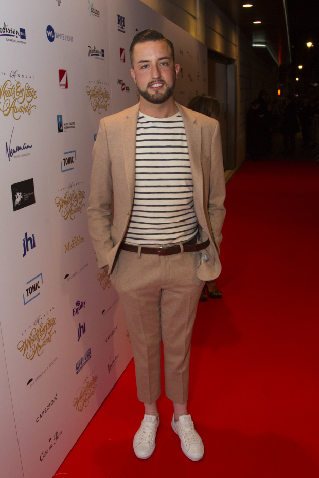 <p>Paul Taylor-Mills</p><br />© Dan Wooller for WhatsOnStage