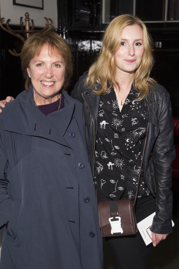 <p>Penelope Wilton and Laura Carmichael</p><br />© Dan Wooller for WhatsOnStage