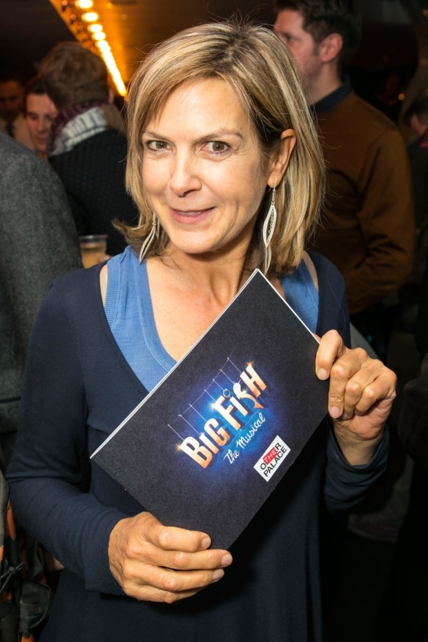 <p>Penny Smith</p><br />© Dan Wooller for WhatsOnStage