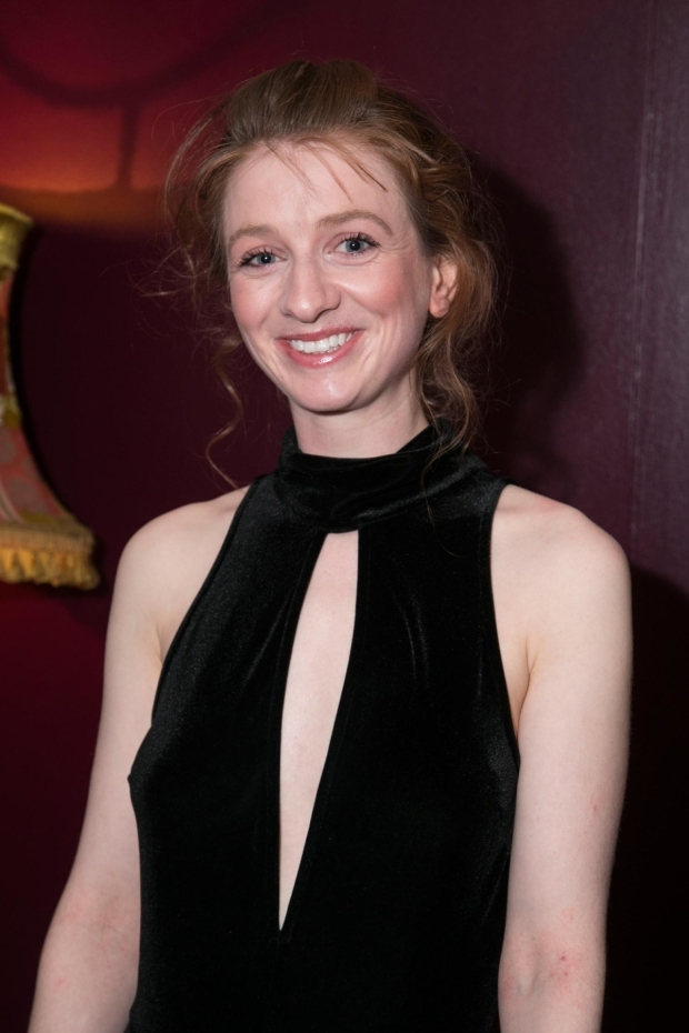 <p>Phoebe Frances Brown (Betty/Peg)</p><br />© Dan Wooller for WhatsOnStage