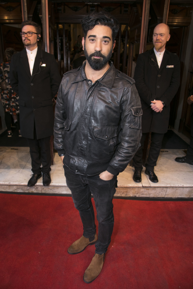 <p>Ray Panthaki</p><br />© Dan Wooller for WhatsOnStage