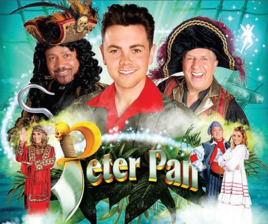 <p>Ray Quinn will star as Peter Pan at the Liverpool Empire this year. The <em>Grease</em> and <em>Dancing  on Ice</em> star is joined in the swashbuckling tale by Louis Emerick and Pete Price.</p>