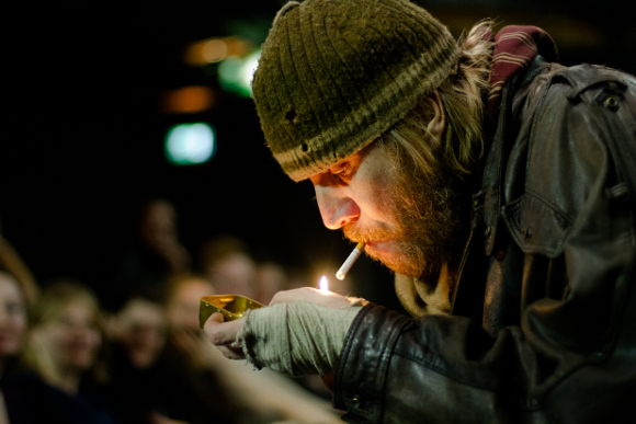 <p>Rhys Ifans as Danny</p><br />© Kwame Lestrade