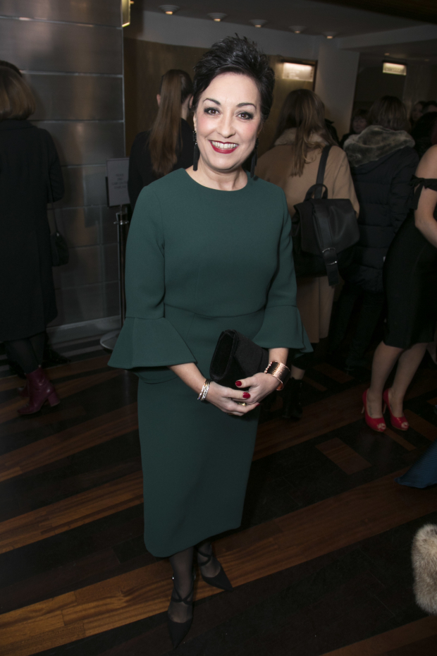 <p>Ria Jones</p><br />© Dan Wooller for WhatsOnStage