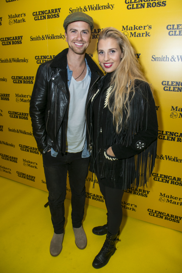 <p>Richard Fleeshman and Celinde Schoenmaker</p><br />© Dan Wooller for WhatsOnStage