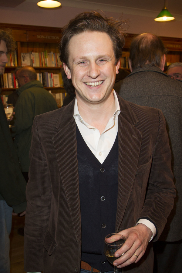 <p>Richard Goulding</p><br />© Dan Wooller for WhatsOnStage