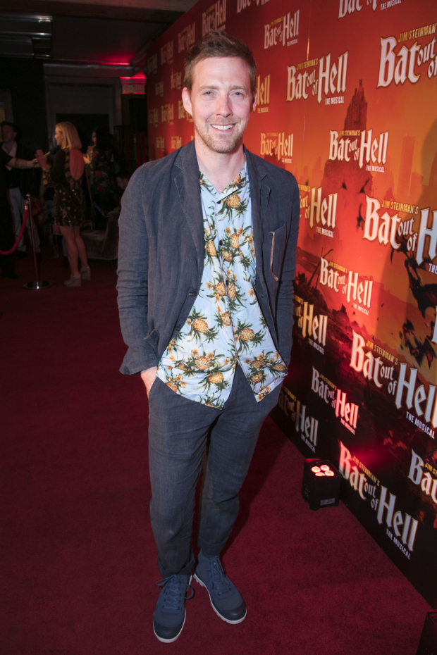 <p>Ricky Wilson</p><br />© Dan Wooller for WhatsOnStage