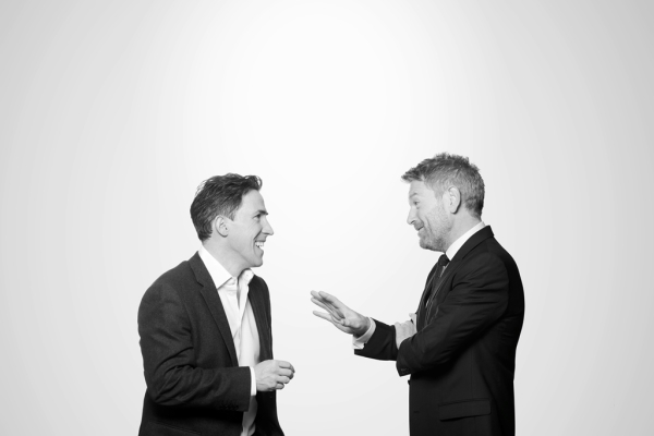 <p>Rob Brydon and Kenneth Branagh</p><br />© Johan Persson